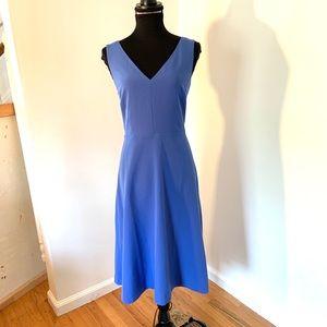 Blue Ann Taylor dress size 8